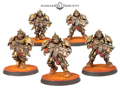 Legio Custodes Sagittarum Guard Upgrade Set