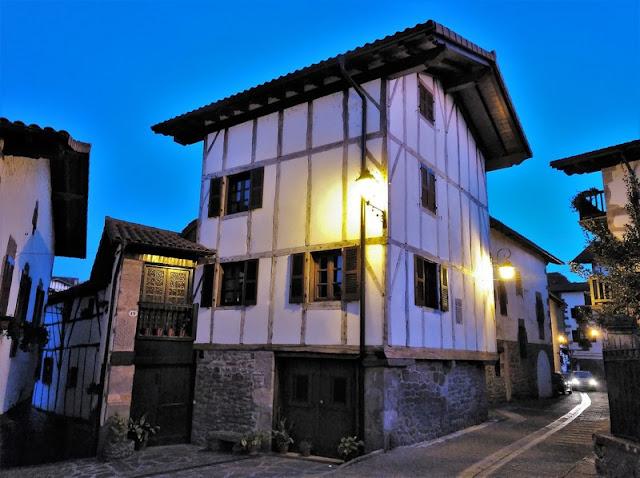 Casa tradicional en Elizondo