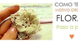 Cuadros con flores en relieve / Paso a paso