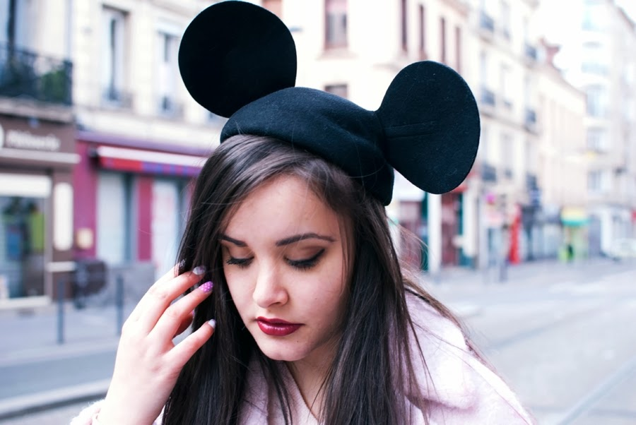 Sneak peek of my next outfit: Trendy Minnie
