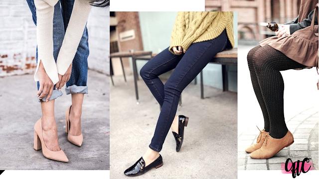sapatos formais e chiques