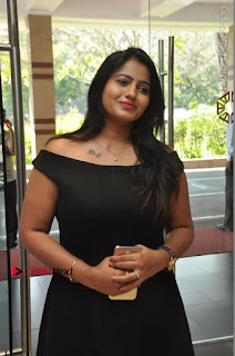 Telugu Actress Swathi Reddy Latest Stills in Black Gown  0057.JPG