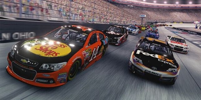 NASCAR Thunder 2004 PC Game
