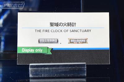 The Fire Clock of Sanctuary