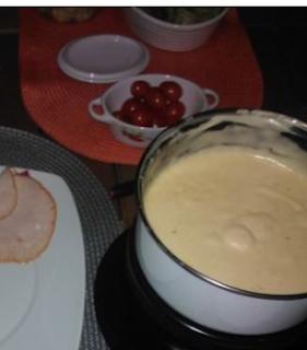 receita de fondue de queijo