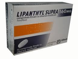 سعر أقراص ليبناتيل سوبرا Lipanthyl Supra لعلاج الكوليسترول