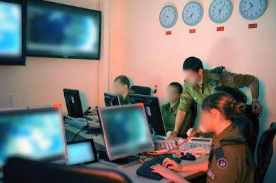 Espião cibernético do Mossad