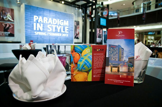 Paradign In Style Spring Summer 2013