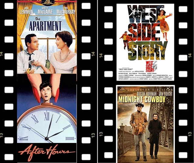 Filmes ambientados em Nova York: Se Meu Apartamento Falasse, West Side Story, After Hours e Perdidos na Noite