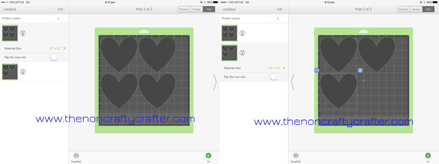 The Non Crafty Crafter Cricut Design Space Ios App Update