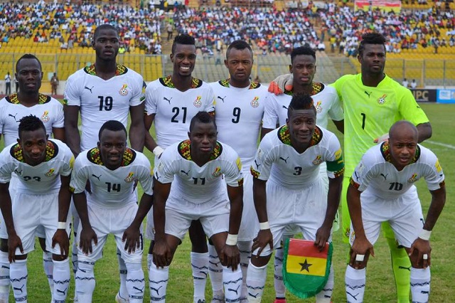 Ghana Black Stars had $10,000 US Dollars each