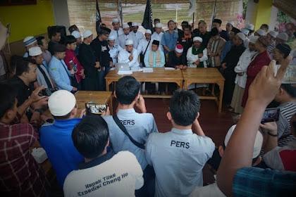 Ormas Islam dan OKP Babel Nyatakan Sikap Bela Ulama di Bangka Belitung