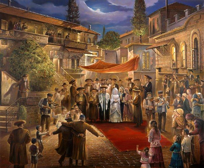 Alex Levin - Casamento Judaico