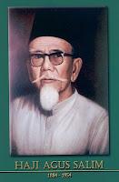 gambar-foto pahlawan kemerdekaan indonesia, KH.Aguss Salim