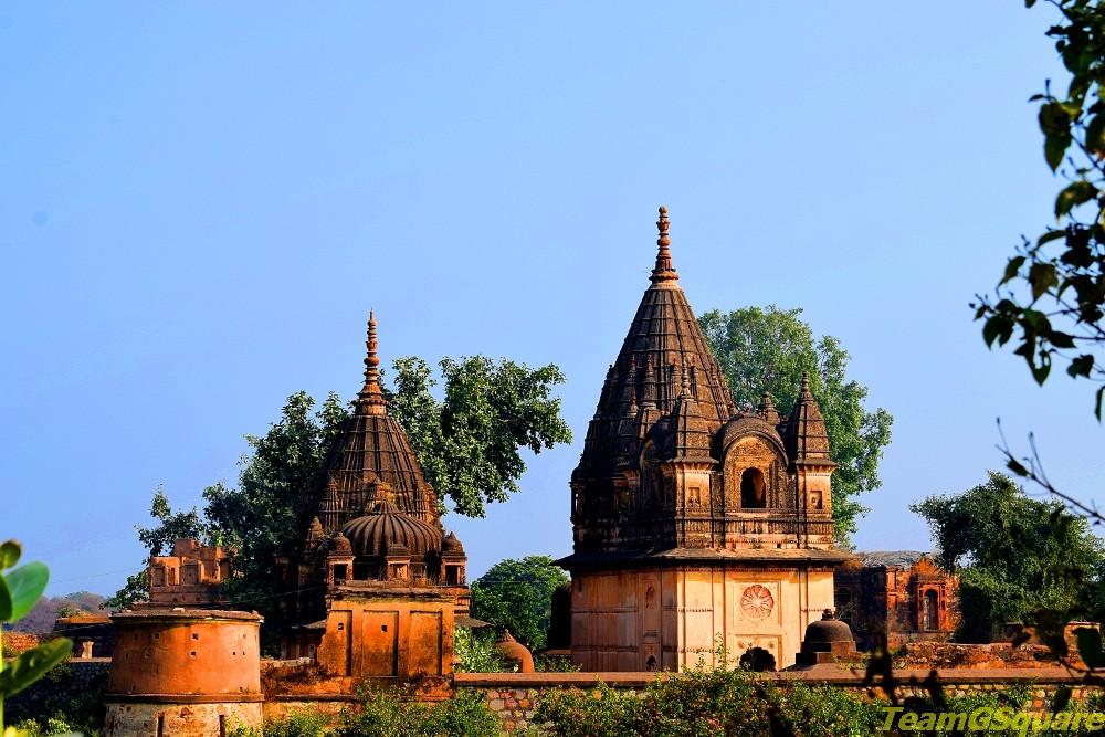 Panchmukhi Mahadeva Mandir, Orchha