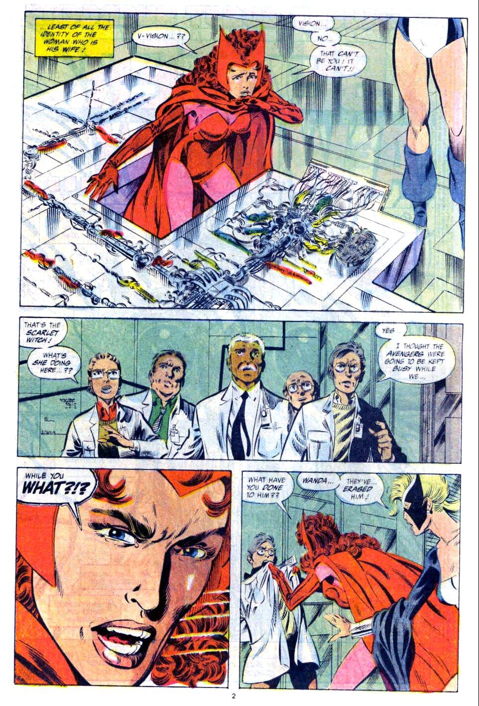 Captain America (1968) Issue #354b #287 - English 3