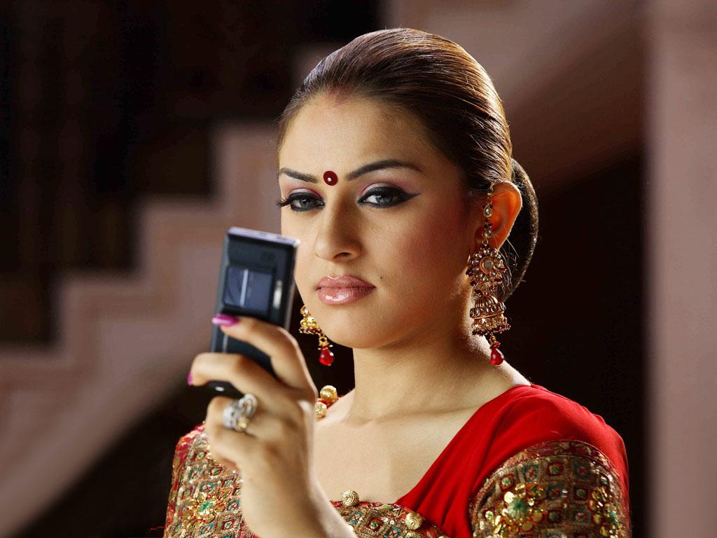 Indian Hot Actress Cute Actress Hansika Motwani Hot -5274