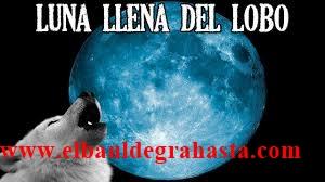 El 2018 arranca con una Luna llena del lobo