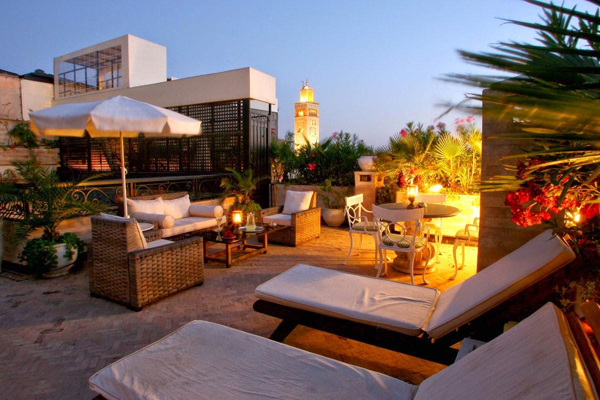 foto de terraza moderna
