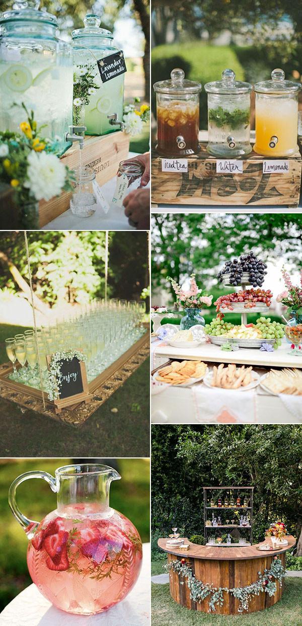 drink bar na wesele, orzeźwiające drinki na wesele, lemoniada na wesele,  ślub i wesele latem, wesele w lecie, ślub w lecie, pomysły i inspiracje na ślub, wesele w ogrodzie, ślub w ogrodzie, kolory na ślub w lecie, inspiracje ślubne, trendy ślubne, modne kolory na ślub i wesele