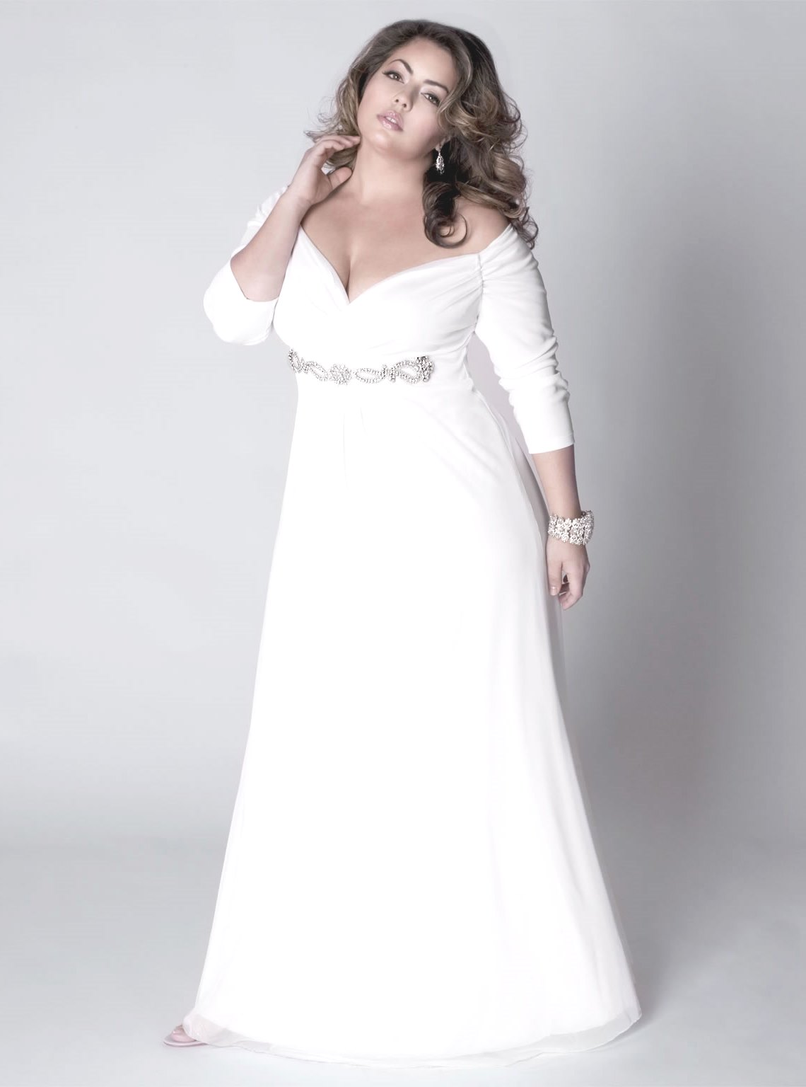 Wedding Dress Collections: Wedding Dresses Plus Size