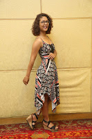 Actress Aditi Myakal Looks gorgeous in Sleeveless Deep Neck Top at Ami Tumi success meet ~  Exclusive 170.JPG