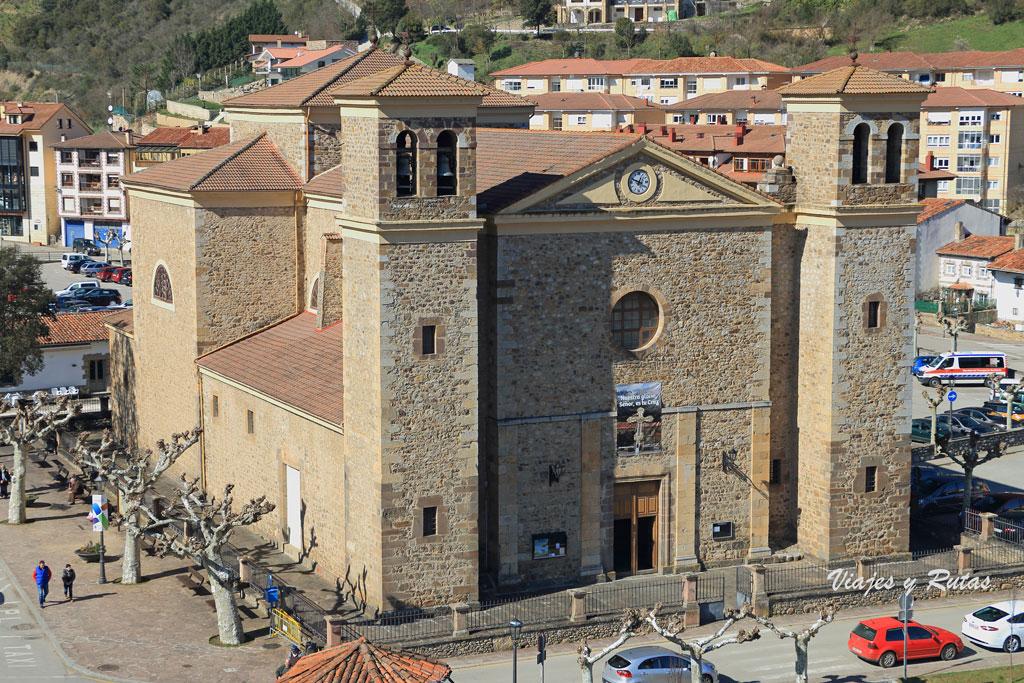 Iglesia de San Vicente Mártir de Potes