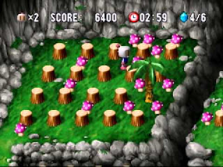 Free Download Bomberman World Games PS1 For PC Full Version ZGASPC