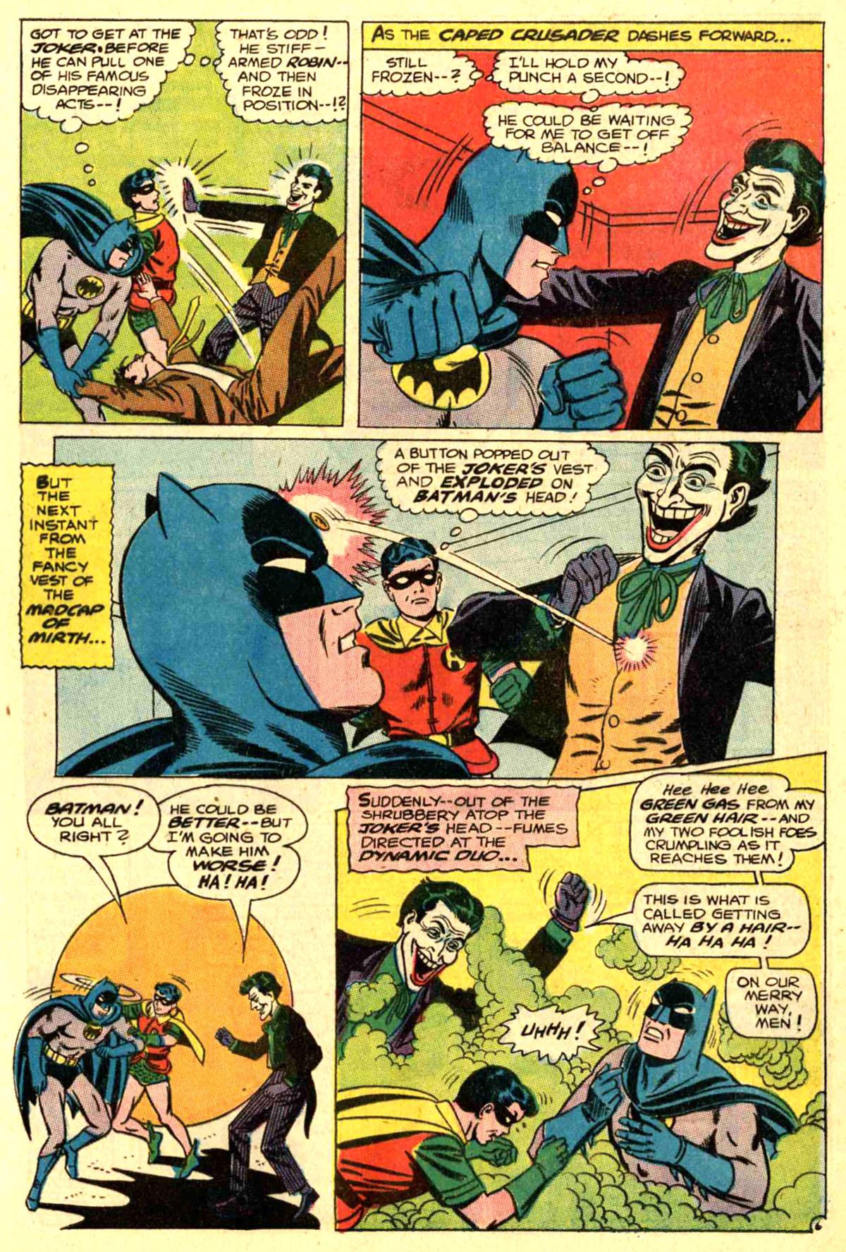 Detective Comics (1937) 365 Page 8