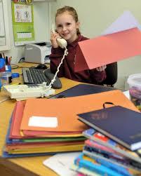 receptionist jobs