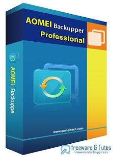 Concours AOMEI Backupper Pro
