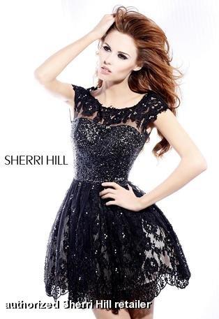 2e6b21e08f Homecoming Dress by Sherri Hill style 2946