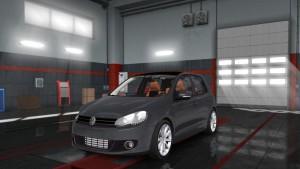 Volkswagen Golf MK6 1.4 TSI car mod [1.31]