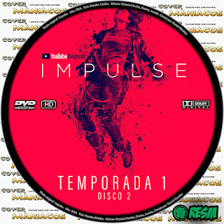 GALLETA - [SERIE DE TV] IMPULSE - 2018 - TEMPORADA 1