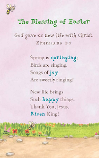 Really Woolly Easter Blessings sample 1
