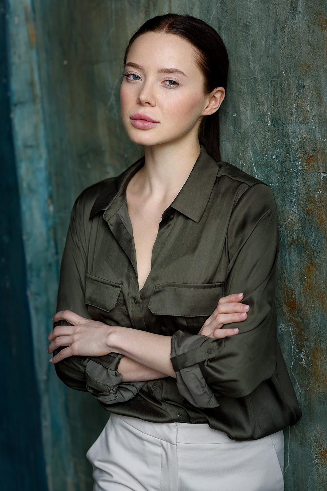 Дарья. Фотопортрет с естественным светом