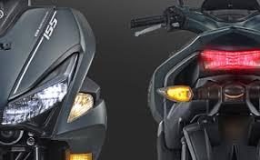 lampu depan  Yamaha Aerox 155cc