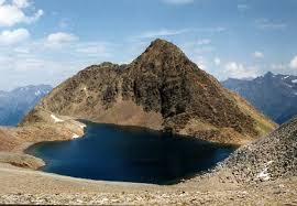 Poquentica Lake, Bolivia/Chili