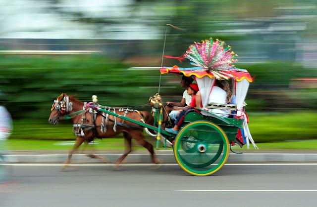 Naik Delman Dari Bogor ke Bandung Tempo Dulu