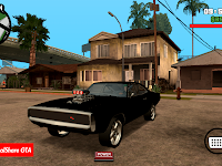 Dodge Charger 1970 DFF Only GTA SA Android