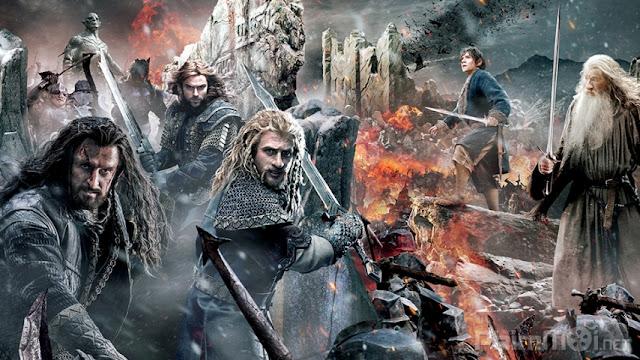 Người Hobbit 3: Đại Chiến 5 Cánh Quân - The Hobbit: The Battle of the Five Armies (2014) [Thuyết Minh + Vietsub]