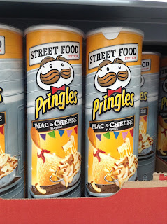 Pringles Mac & Cheese Street Food