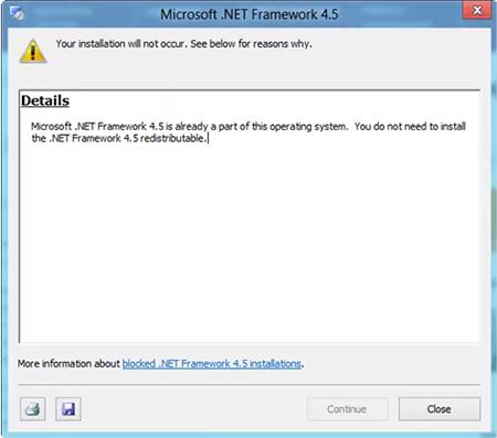 microsoft net framework 4.5 offline installer for windows 7 professional