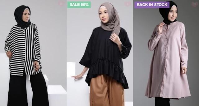 menambah koleksi hijaber