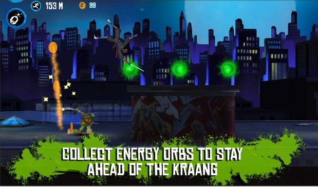 TMNT : Rooftop Run Game Download for Kids