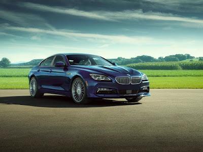 Voiture BMW Alpina B6 XDrive Grand CP