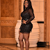 OAP Gbemi O flaunts legs and sexy figure in mini gown