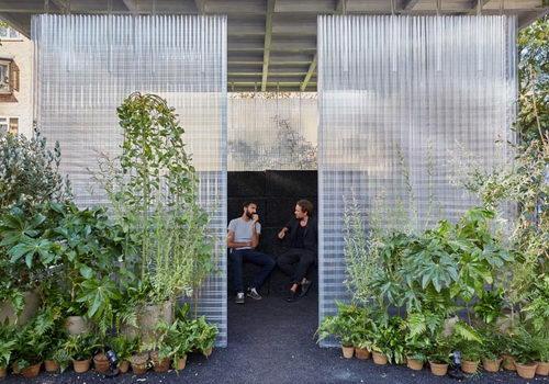 Tinuku MINI Living works Asif Khan and MINI during London Design Festival 2016