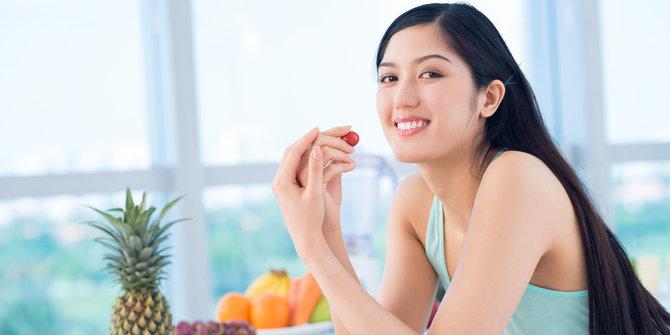 Menjaga Kesehatan Rambut Dengan Lima Makanan ini!