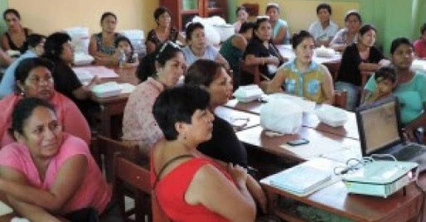QALI WARMA: Integrantes de los Comités de Alimentación Escolar (CAE) de Lambayeque reciben capacitación - www.qaliwarma.gob.pe